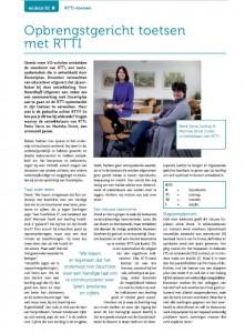 201505 - wi.docX - Opbrengstgericht toetsen met RTTI